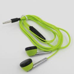 im Ohr-Bruch Sports Draht Spiel-Baß-Kopfhörer-Kopfhörer mit Mikrofon für Handy