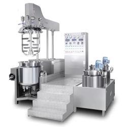 Vasca di miscelazione in acciaio inox da 500 l omogeneizzazione sottovuoto emulsionante maionese Fare attrezzatura