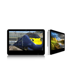 Petite taille 10.1 12.1pouces Android Ad Player tous dans l'une tablette Android avec la taille en option