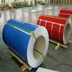 Производитель алюминиевого сплава с полимерным покрытием катушки клетчатого пластина для пола