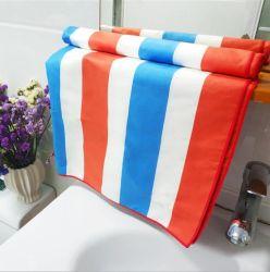 Promotie Beach Towel Printed Microfiber Square Beach Towel Summer Custom Druk Zand-vrij af