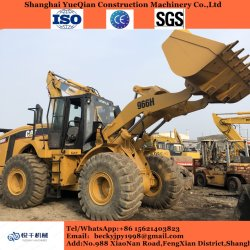 Utilizado Cat 966H/966C/950e/960F/930/910/950g de cargadora de ruedas /Komatsuu Wa470/Wa320/pala cargadora Caterpillar originales de EE.UU.//7 toneladas