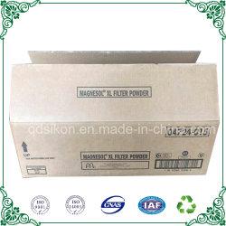 Artesanía de la camisa de fuerza de ráfaga de Kraft caja de embalaje caja de cartón corrugado