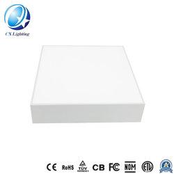 Superfície da borda estreita LED18W24W36W cozinha e banheiro Praça da Luz do painel de LED