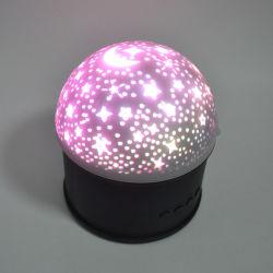 فائقة جميل [لد] [رغب] بلّوريّة سحريّة تأثير كرة ضوء [دمإكس] يقدّم ديسكو [دج] إنارة لعبة
