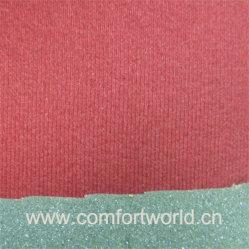 Custom Gris claro con tejido de revestimiento de Automoción 3-4mm de espuma para techo coche