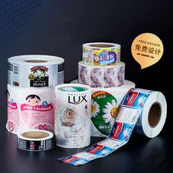 カスタム高品質Paper/PVC/Vinyl/Plastic/Hologramの印刷の食糧金ステッカーのシール