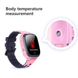 مسيكة [غبس] [لب] [ويفي] موقع ميزان حرارة [4غ] ذكيّة ساعة آلة تصوير [تووش سكرين] ساعة هاتف لأنّ جدي أطفال مصنع [أم] [أدم]