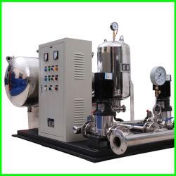 O sistema de suprimento de água com pressão negativa