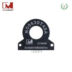 IEC/CE/TUV 인증 6mA 30mA AC/DC 누설 전류 센서 전기차