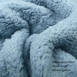 Polyester Sherpa Vlies-Gewebe-Gewebe