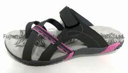 2020 Dame-Sommer-Strand-Hefterzufuhr-Frauen-Schuh-im Freiensandelholz-Flipflop-Schuhe (SQ0307-05)
