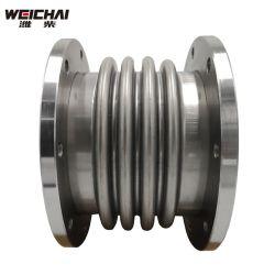 pièces de rechange d'alimentation Weichai DEO615 ci-dessous d'échappement moteur diesel