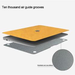 """Laptop van de Sticker van de Huid van het Overdrukplaatje van het Leer van de Premie Pu van het Geval van de Computer Dekking de van uitstekende kwaliteit van het Notitieboekje van het Geval voor MacBook 13 """" 15 """" 16 """""""
