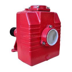 4 Zoll - hohe Fluss-Wasser-Pumpe für Riemen-Riemenscheiben-Technik