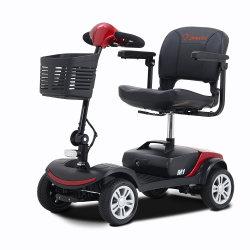 4 Колеса электрический мобильность скутер надежных складные мобильности для скутера
