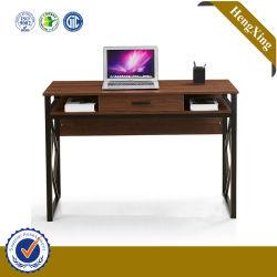 Modernes Holz Heim Wohnzimmer Möbel Flur Lagerung Einfaches Arbeitszimmer Tisch Computer Student Desk mit Bücherregal