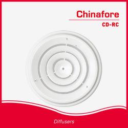 Циркуляр HVAC возврата воздуха воздухозабора Круглый потолочный диффузор