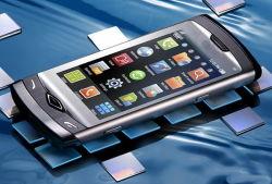 Original et d'onde déverrouillé S8500 3G Téléphone à écran tactile