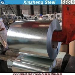 Fabriek 0.126.0mm ASTM walste de Gegalvaniseerde Rol van het Staal voor Bouwmateriaal koud