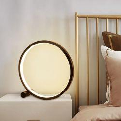 リモコン付きの新しいスタイルのリモコンメタル Q 型デスクランプ RGB 「 Home 」(ホーム)、「 Hotel Decoration 」(ホテル装飾)、「