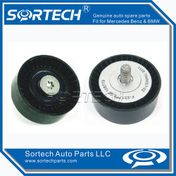 Autopartes AC de cojinete de embrague del compresor de correa de transmisión con la polea del tensor para BMW 11287556251