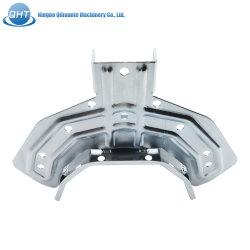 Präzisions-MetallEdelstahl, der Teile CNC-Tiefziehen stempelt