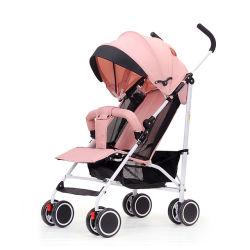 Commerce de gros Vente chaude poussette de bébé Baby poussette pliable portable /Poussettes réglable/poussette multifonction
