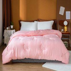 Home ropa de cama colchas de microfibra poliéster Ultra-Soft conjuntos de microfibra a tamaño completo