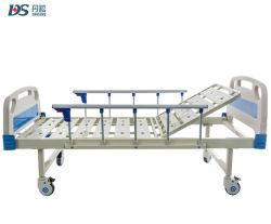 병원 장비 1개의 크랭크 환자에 의하여 이용되는 수동 의학 침대