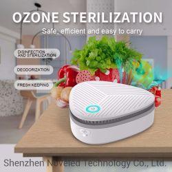 Home Alquiler de esterilizador máquina Mini Coche generador de ozono purificador de aire portátiles