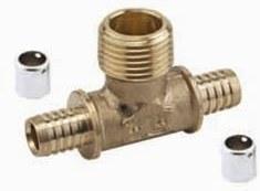 PEX-AL 관 HM-30200/30300/32800를 위한 금관 악기 접합기 이음쇠를 누르십시오