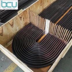 U Bend Tube Bundles لمبادل الحرارة SA179 Tube