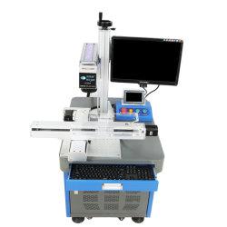 آلة متطورة للطباعة بالليزر للتمهيد/التسوية تعمل بالليزر بقدرة 20 واط تعمل بماكينة للزر البطارية