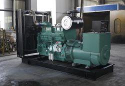 Cummins/Weichai/Lovol/Perkins/Shangchai/Weifang Ricardo/Yangdong silenciosa de la marca/insonorizadas/Open/remolque/Tipo de contenedor Generador Diesel