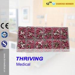 Perlen mit Pflaumenfarbe (THR-IR003 Pflaumenfarbe)