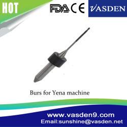 CAD CAM dentaire Yena Bur 1.0mm/2.0mm Dental Lab Fraises