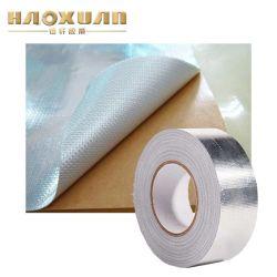 L'isolement électrique à haute température en aluminium renforcé de fibre de verre ruban