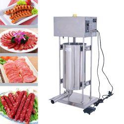 Venta caliente Manual Vertical empaquetadora maquinaria de procesamiento de pollo salchicha