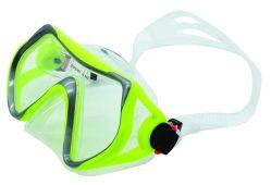 실리콘 입 피스를 가진 Snorkeling 잠수 수영, 쉬운 흡입 스쿠버 Snorkeling 기어 및 쉬운 조정가능한 결박을%s Snorkeling 잠수 수영 가면