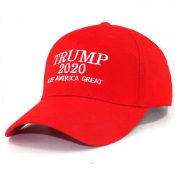 Novo logotipo personalizado promocional de 2020 Presidente Eleição Caps