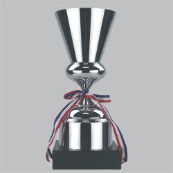 Trofeo de recuerdo de metal personalizados equipo de deportes individuales premio de la competencia