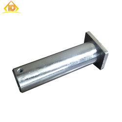 مسمار الشوكة المفصلية للسلامة مقاس A2 A4 من الفولاذ المقاوم للصدأ مع فتحة