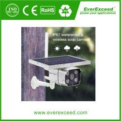 Everexceed 1080P 2MP 4G / беспроводной связи WiFi и IP67 водонепроницаемая камера безопасности вне солнечной энергии