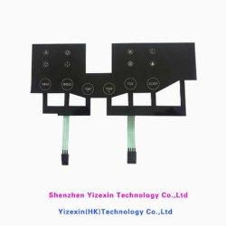 3m do teclado de membrana Ecrã Táctil com Conectores de vedação de calor