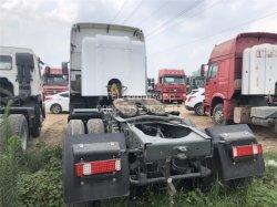 Китай HOWO полу прицепа трактора погрузчик 6X4 используется СПГ погрузчика трактора для продажи