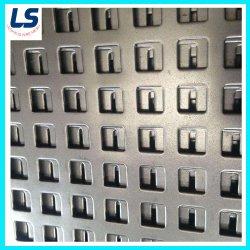 Перфорированный металл/раунда перфорированные сита металлокерамические ламината проволочной сеткой