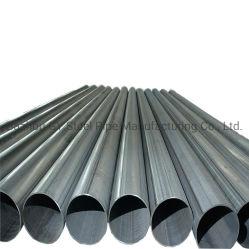 Rundes Stahlrohr des Fluss-Stahl-Q195 Q215 Q235 Q345 mit gutem Preis