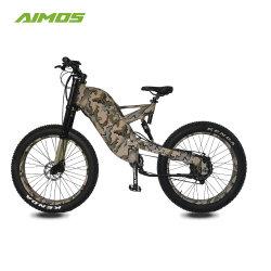 Graisse de la neige des pneus vélo électrique Ebike de montagne avec 250W/500W/750W/1000W/2000W/3000W du moteur pour le commerce de gros