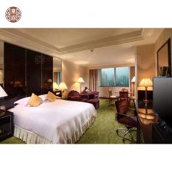 Chambre à coucher en bois de vendre à chaud de la mode pour la vente de meubles de l'hôtel